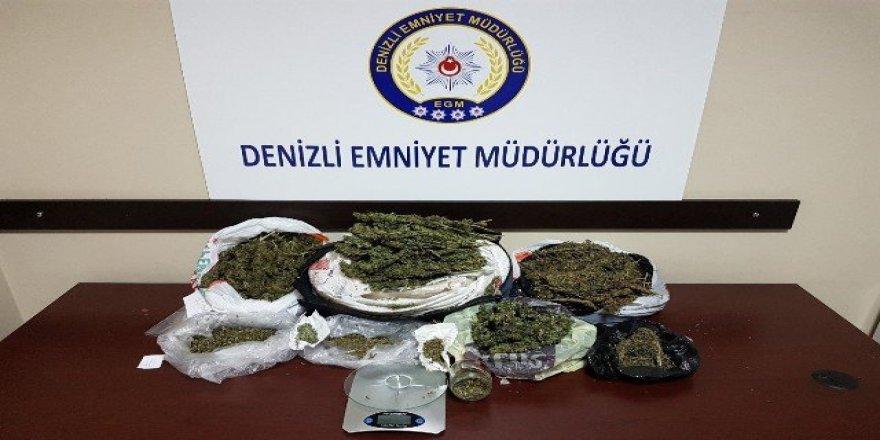 Uyuşturucu sevkiyatına 1 tutuklama