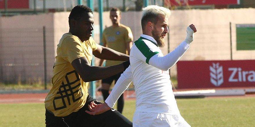 Osmanlıspor kupada 3 puanı 3 golle aldı