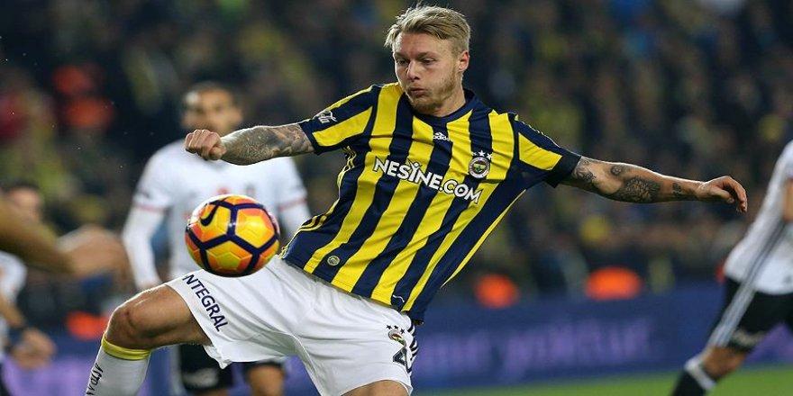 Fenerbahçeli futbolcu UEFA Avrupa Ligi'nin en iyi 11'inde