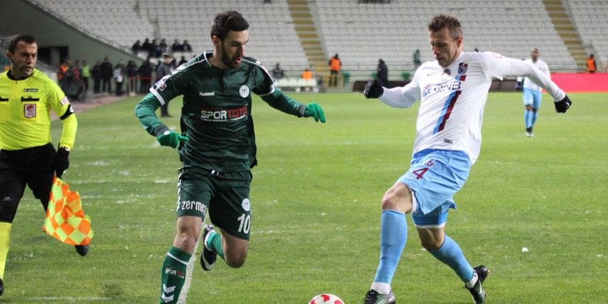 Konya'da sessiz gece: 0-0
