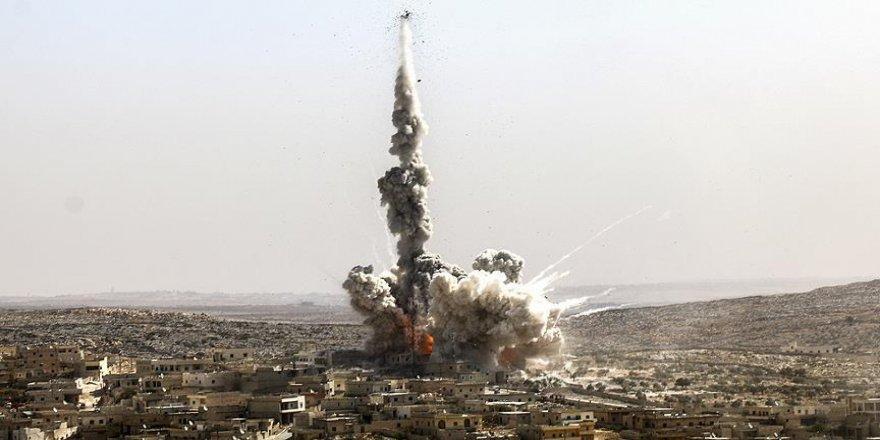 Halep'teki yabancı işgal gücü: Şii milisler