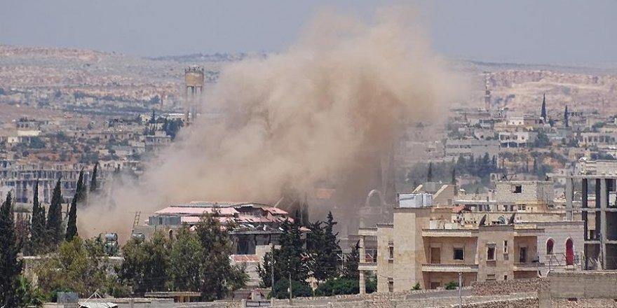 'Halep'te sivillere karşı toplu işkence ve katliam yapılıyor'