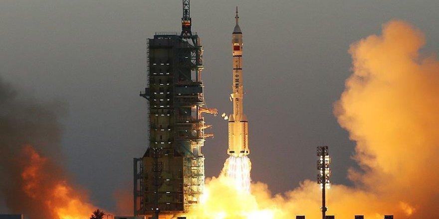Çin uzay kapsülü testini tamamladı