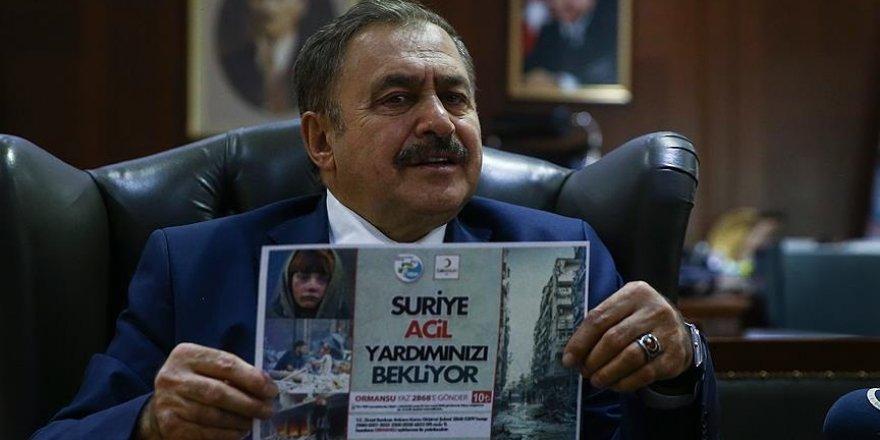 Eroğlu: Zalimlere zamanı gelince cezasını vereceğiz