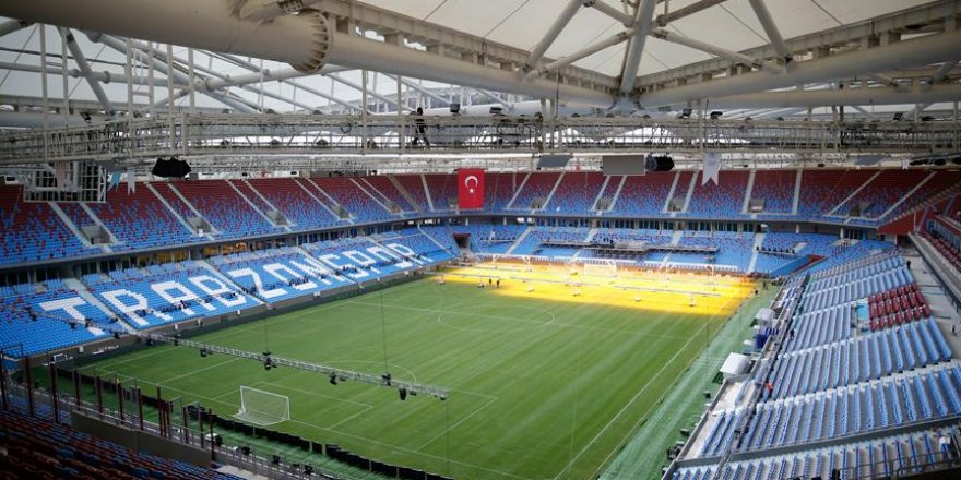 Trabzonspor'a 'en hızlı ve teknolojik' stat