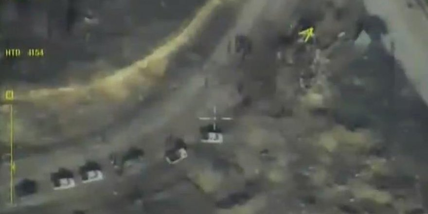 Halep'te tahliye konvoyunun ilerleyeceği koridor İHA'larla izlenecek