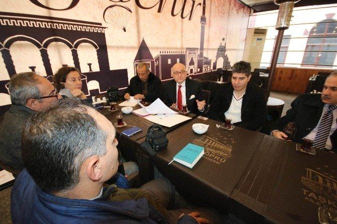 'Leylekler Vadisi Eko Turizm Altyapısının Oluşturulması Projesi' tanıtıldı