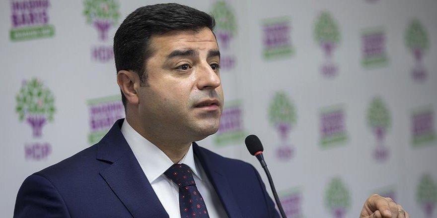 Demirtaş'ın Midyat'ta yargılandığı davada beraat kararı