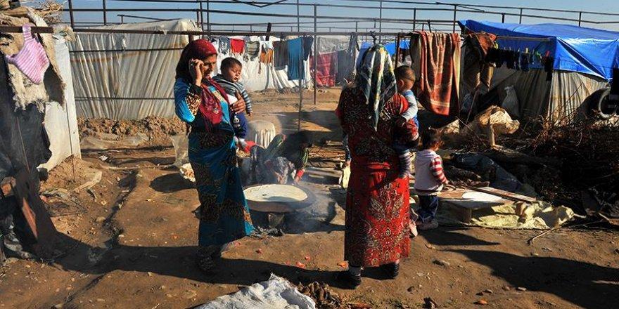 'Buradaki soğuk Suriye'deki savaştan iyidir'