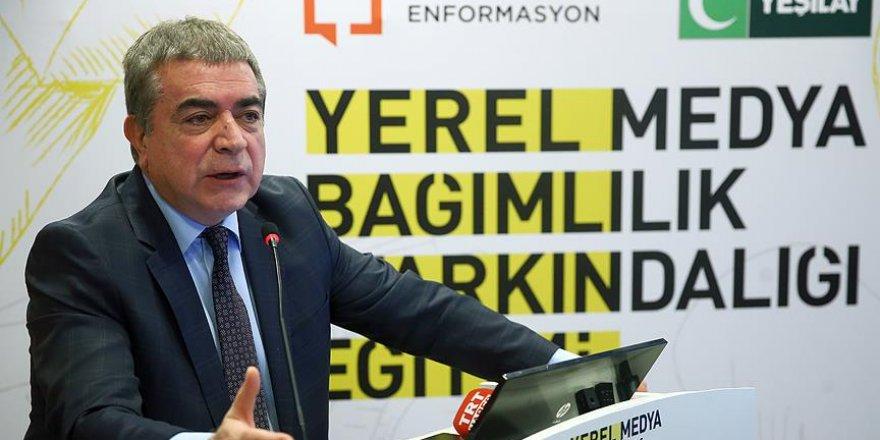 Akarca: PKK'nın en büyük gelir kaynağı uyuşturucu
