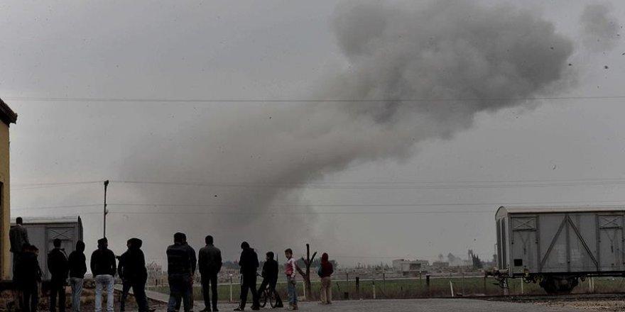 Tel Abyad'ta patlama