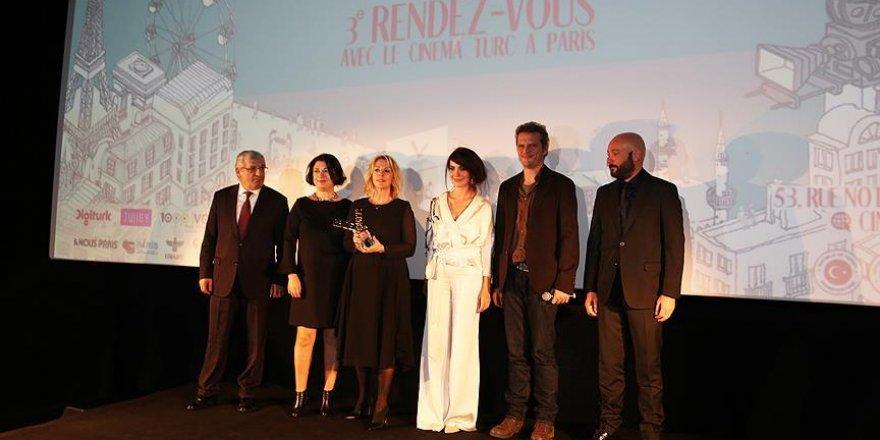 'Paris'te Türk Sinemasıyla Randevu' başladı