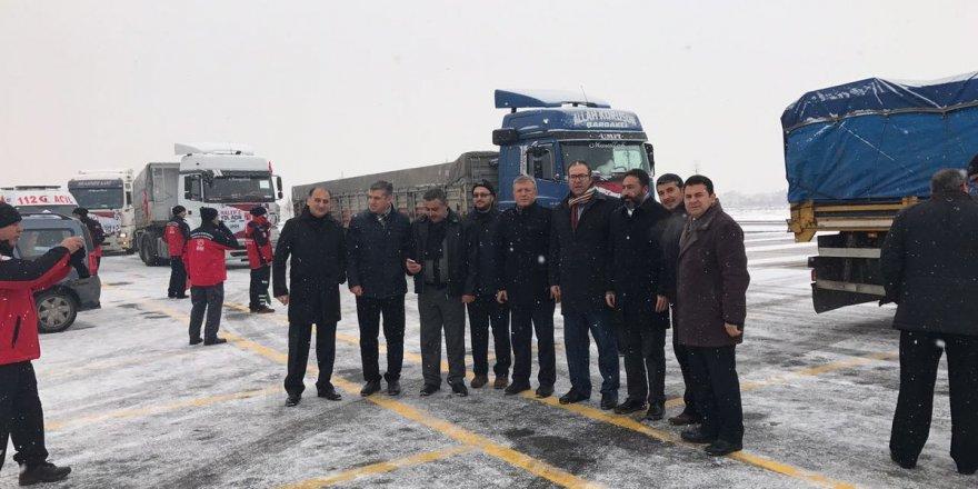 AK Parti Meram'dan anlamlı destek