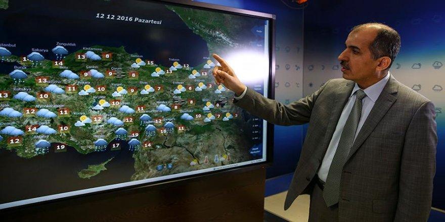 Meteorolojik tahminlerde 'yerli radar' dönemi