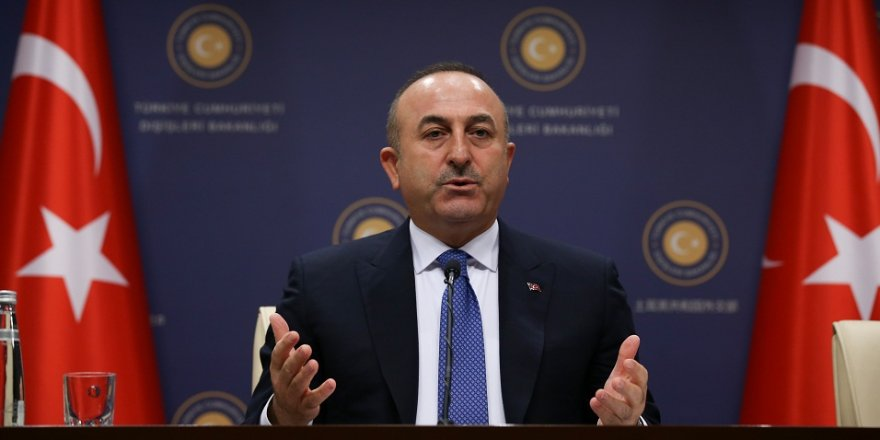 Bakan Çavuşoğlu'dan Halep açıklaması