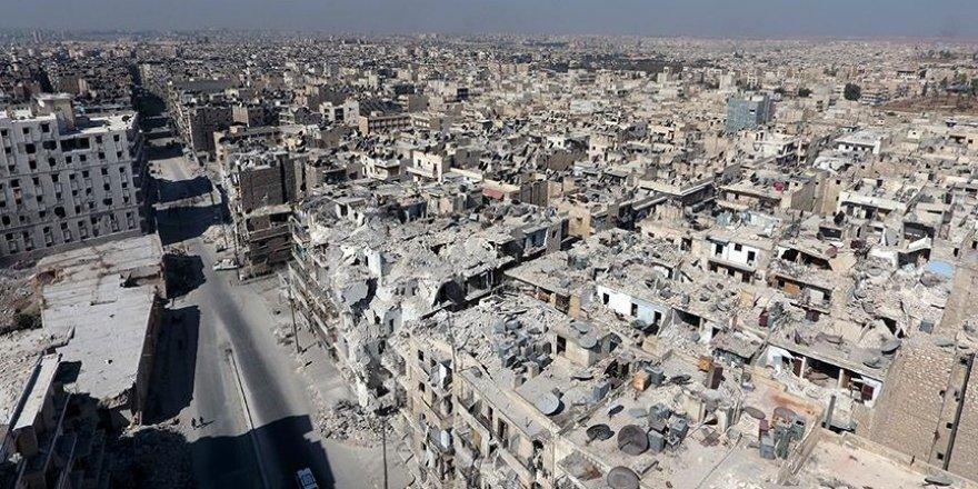 Şankiti: Halep'in düşmesi mezhep kaynaklı tehlikeyi artıracak
