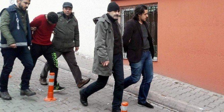 Iraklı emlakçıyı öldüren 4 Suriyeli gözaltına alındı