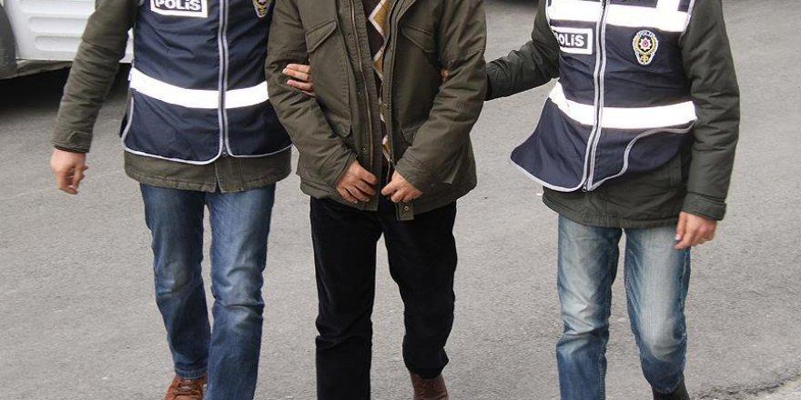 Aydın'daki FETÖ/PDY operasyonu: 8 tutuklama