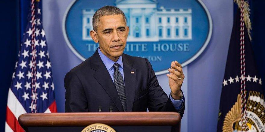Obama: Ellerinde Suriye'deki katliamların kanı var