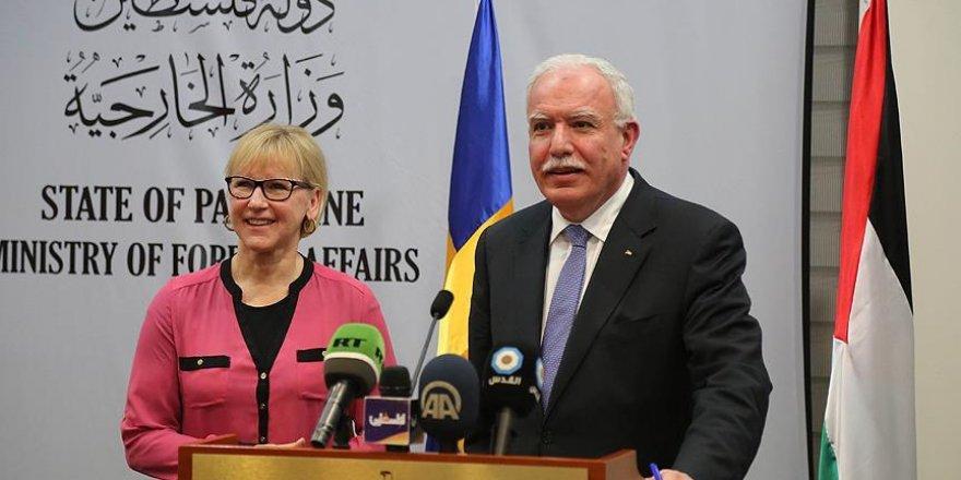 İsveç Dışişleri Bakanından 'Paris Barış Konferansı' açıklaması