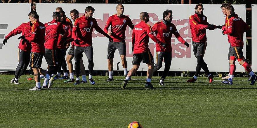 Galatasaray galibiyet serisini sürdürmeyi hedefliyor