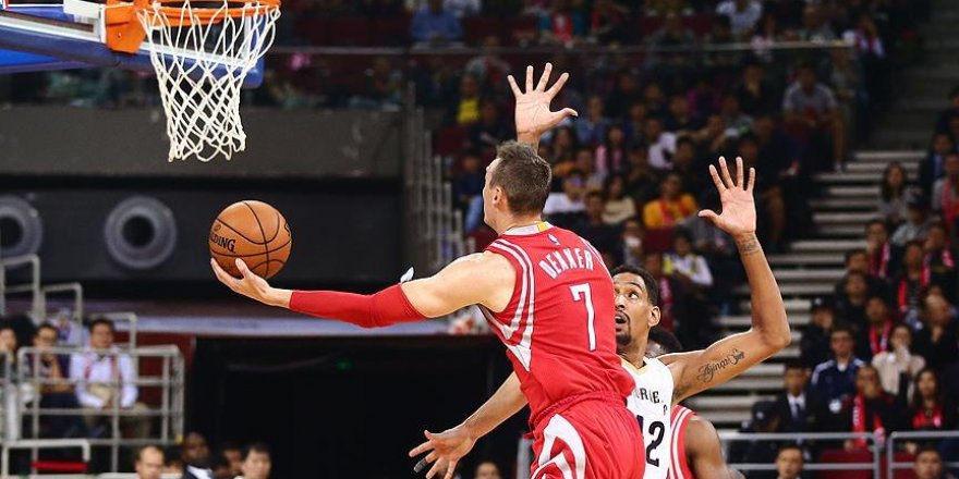 Rockets'ın rekor maçı