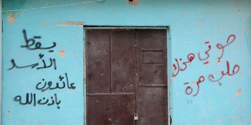 Haleplilerden dönüş sözü