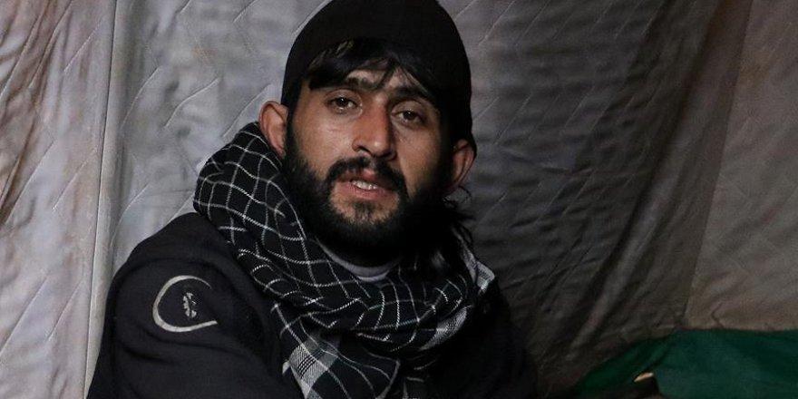 'Halep'te kan ve gözyaşından başka bir şey yok'