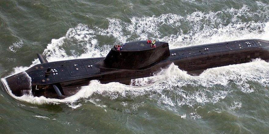 Çin, alıkoyduğu denizaltı için güvenliği gerekçe gösterdi