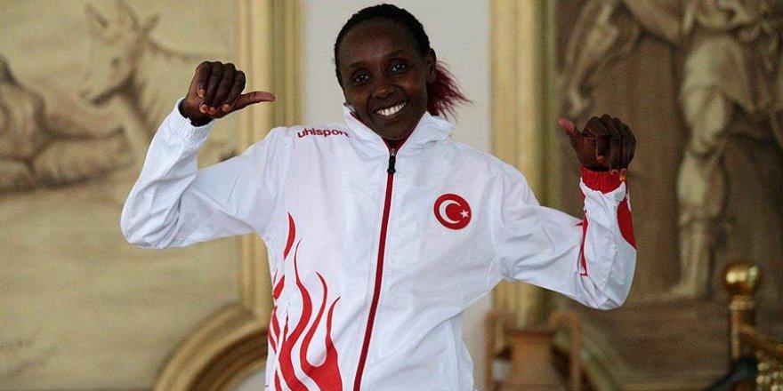 Milli atlet Yasemin'in Avrupa rekoru onaylandı