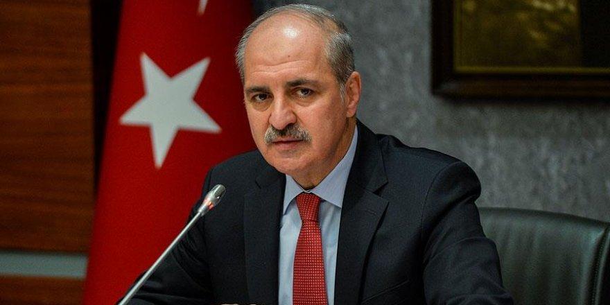 Başbakan Yardımcısı Kurtulmuş: Terör karşısında diz çökmeyeceğiz