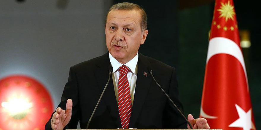 Cumhurbaşkanı Erdoğan: Gün kavga etme günü değil