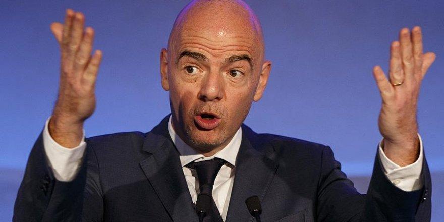 FIFA Başkanı 'video hakem' sistemini savundu