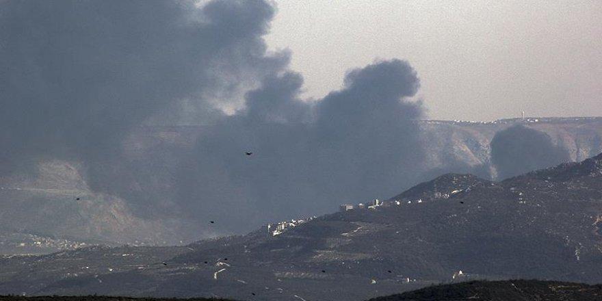 Esed rejimi Lazkiye kırsalını vurdu