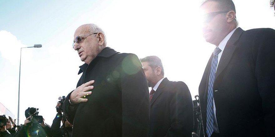 TBMM Başkanı Kahraman, Şehitler Tepesi'ni ziyaret etti