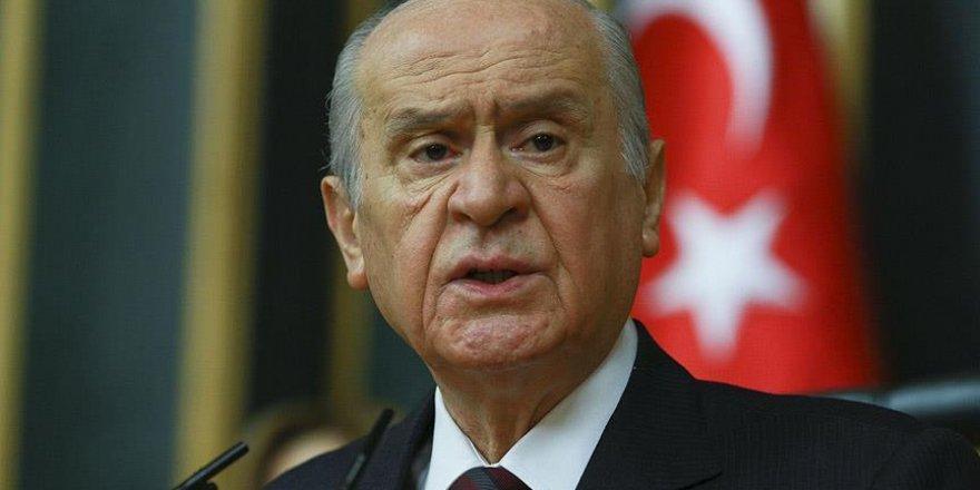 MHP Genel Başkanı Bahçeli: Terörün panzehri milli birliktir
