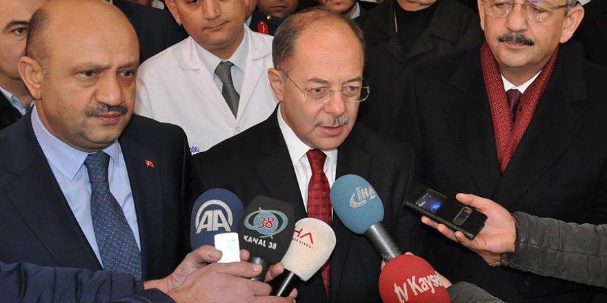 Sağlık Bakanı Akdağ'dan Kayseri açıklaması