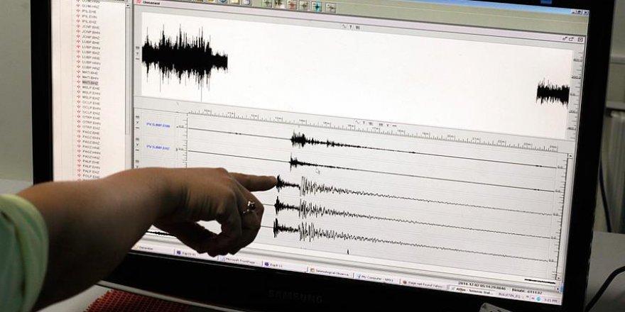 Papua Yeni Gine'de 7,9 büyüklüğünde deprem