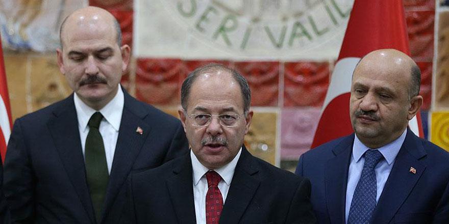 Sağlık Bakanı Akdağ: 56 yaralımızın büyük bir kısmı hafif yaralılar