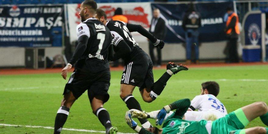Beşiktaş'a şok! Seri bozuldu