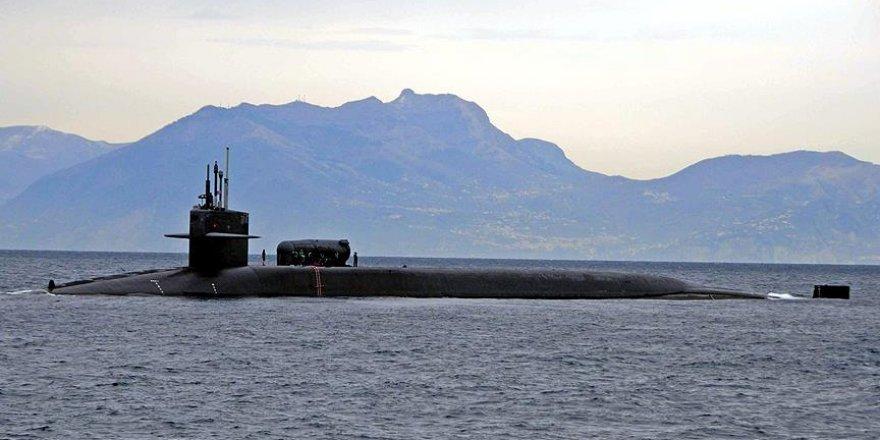 Çin donanması ABD'nin insansız denizaltısını iade edecek