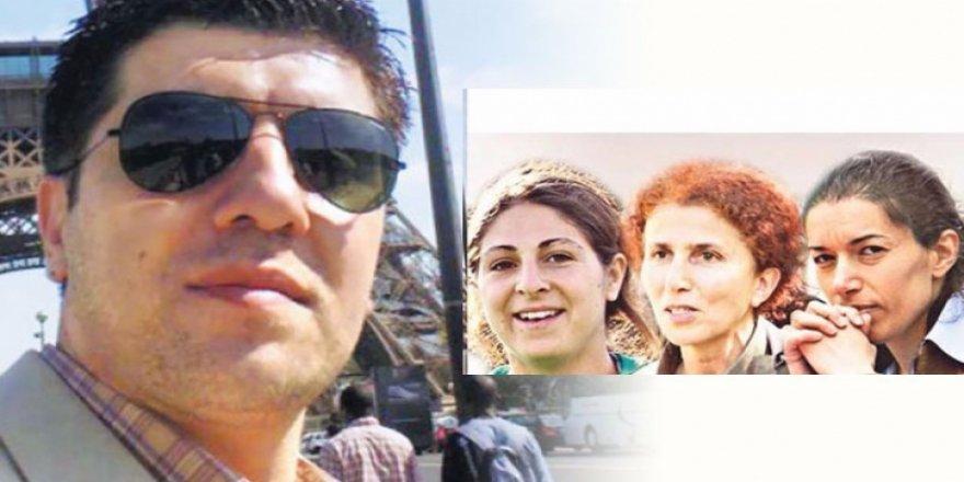 Paris'te üç terör örgütü PKK'lı kadının katil zanlısı olan Ömer Güney öldü