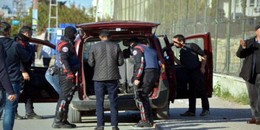 Emniyet 'kırmızı alarm' verip şüpheli araçların plakasını yayınladı