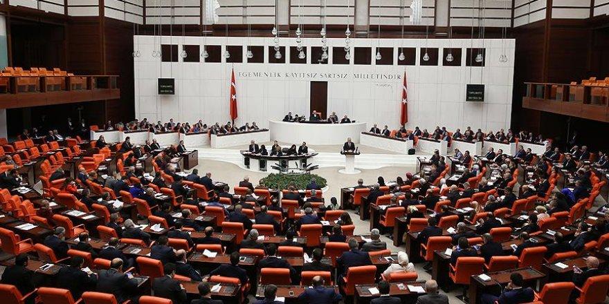 TBMM anayasa değişikliği teklifi için mesai yapacak