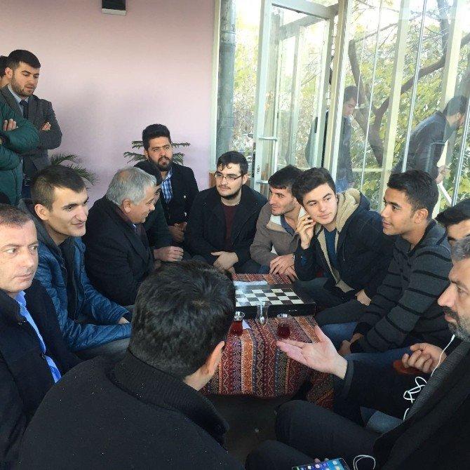 Milletvekili Boynukara vatandaşları dinledi