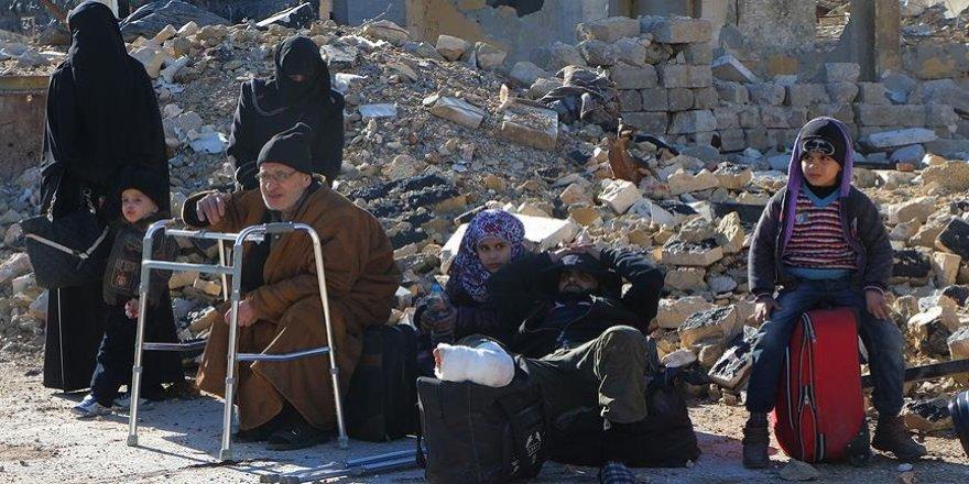 KYK'dan Halep için yardım kampanyası