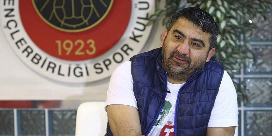 Ümit Özat: Fenerbahçe ile artık farklı yoldayız