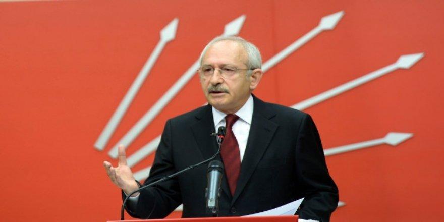 Kılıçdaroğlu'na göre terörün sebebi başkanlık