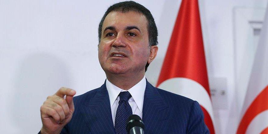 'Türkiye mazlumların yanında olmaya devam edecek'