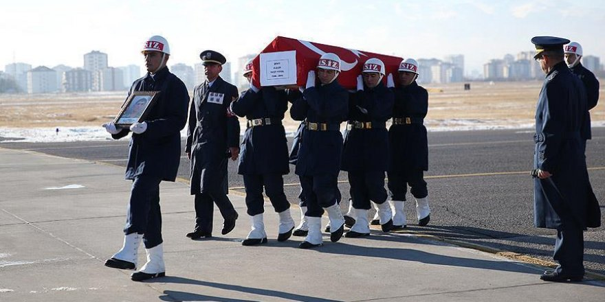 Turkey mourns martyrs of Kayseri terror attack